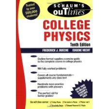 Schaum's Outline of College Physics, 10th edition (Schaum's Outline
