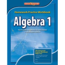 glencoe geometry homework practice workbook answers