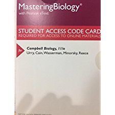 mastering biology access code 11th edition