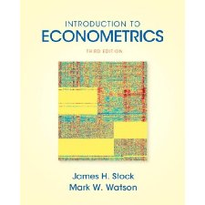 Introduction to econometrics (3rd edition) (addison-wesley series in ….