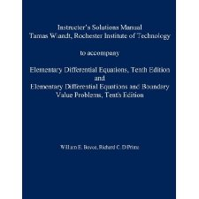 instructor s solution manual to accompany elementary differential rh allbookstores com Manual Differential Cells Manual Differential Results