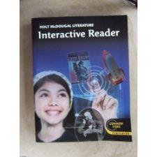 Holt McDougal Literature: Interactive Reader Grade 7 by HOLT