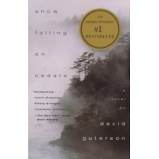 a literary analysis of racism in snow falling on cedars by david guterson Guterson uses the first three chapters to provide the necessary exposition for the legal thriller, the interracial love story, the exploration of racism, and the social commentary the three-day trial proceeds in a straightforward fashion, but the rest of the narrative is a combination of flashback and memories.
