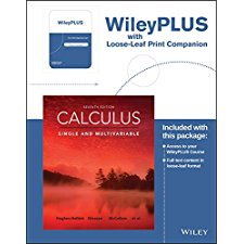Calculus: Single and Multivariable, 7e WileyPLUS