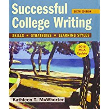 Successful College Writing 6e with 2016 MLA Update