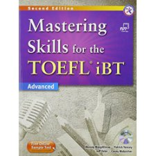 Mastering Skills for the TOEFL iBT: Advanced (Combined Book)