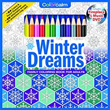 Island Breeze Adult Coloring Book Set With 24 Colored Pencils And Pencil Shar...