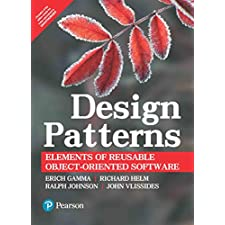 Design Patterns Elements Of Reusable Object Oriented Software By Erich Gamma 9789332555402